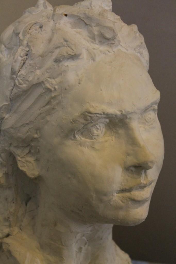 """""""Pensiero di Donna"""" -original plaster"""