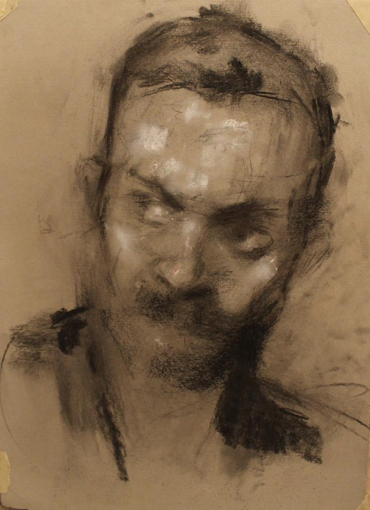The commissioned portrait project2016 – Raffaele Stella Brienza2